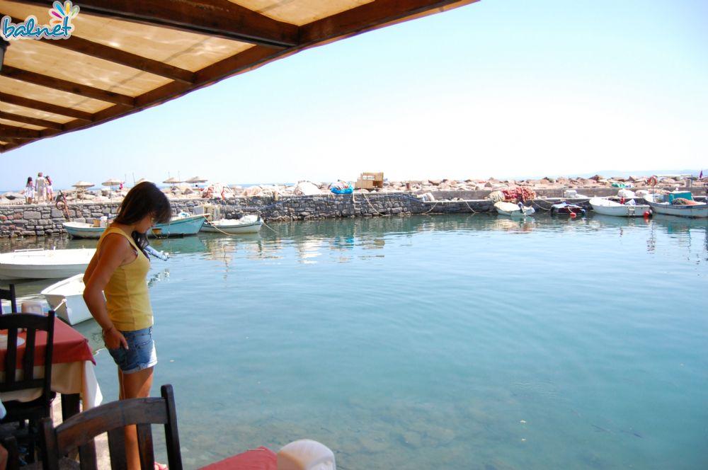Tarihi Assos Liman�