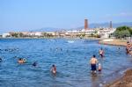 Adyar Mevkii Plaj ve Deniz