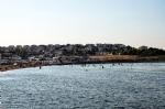 Cunda Belediye Plajı ve Deniz