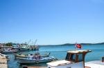 Cunda Adası Limanı