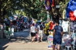 Ören Milli Parkı Çarşı ve Dükkanlar
