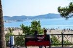 Ören Milli Parkından Plaj ve Deniz Manzarası