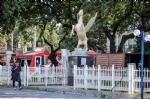 Ören Milli Parkı Pegasus Heykeli