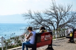 Ören Milli Parkından Deniz Manzarası