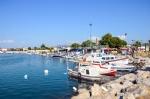 Ören İskele Mahallesi ve Tekneler