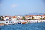 Ören İskele Mahallesi ve Deniz Genel Görünüm