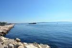 Erdek Sahili ve Deniz Genel Görünüm