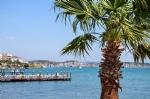 Cunda Adası Deniz ve İskele
