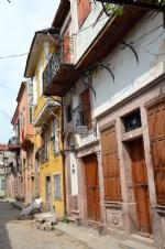 Ayvalık Sokakları ve Evleri