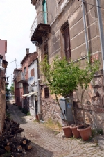 Ayvalık Sokakları ve Tarihi Evler