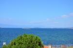Ayvalık Şirinkent Deniz Genel Görünüm