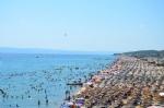 Mavi Bayraklı Sarımsaklı Plajı
