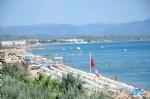 Mavi Bayraklı Sarımsaklı Plajı ve Deniz