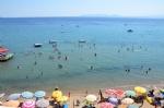 Sarımsaklı Plajı ve Deniz