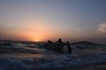 Avşa Adası Deniz Günbatımı