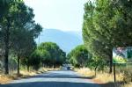 Kızılkeçili Köyü Yolu