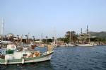 Bodrum Turgutreis Sahil ve Tekneler
