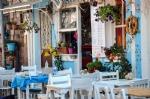 Cunda Adası Çarşı ve Dükkanlar