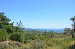 Ayvalık Adaları Tabiat Parkı Manzara