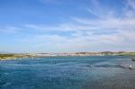 Lale Adası'ndan Deniz Manzarası