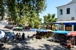 Altınoluk Köyü Meydanı