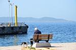 Marmara Adası Sahili