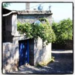 Behramkale Köyü Taş Bina