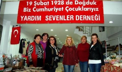 Yard�m Derne�inden ��renciler Yarar�na Kermes