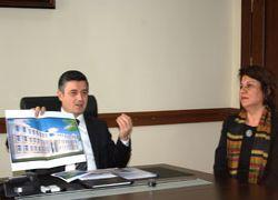 Alt�noluk'a Yeni Anadolu Lisesi Yap�l�yor