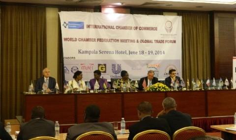 Y�rcal�, Uganda'da Uluslararas� Foruma Kat�ld�