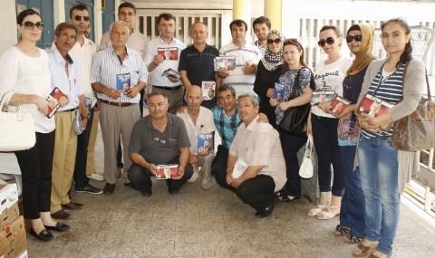 AKP'li Kasapo�lu: 'Erdo�an'�n �lk Turda Se�ilece�ine �nan�yoruz'