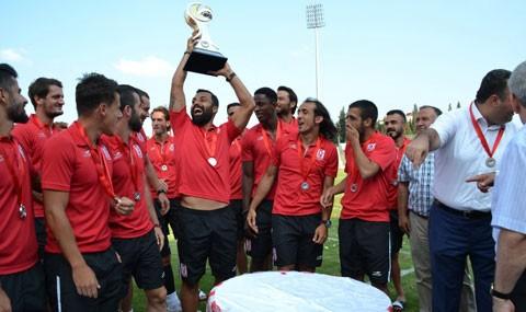 Bal�kesirspor, 2014-2015 Futbol Sezonunu A�t�