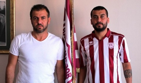 Band�rmaspor'a Yeni Transfer