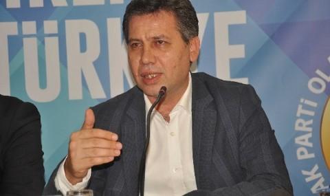 AKP �l Ba�kan� Poyrazl�:'T�rkiye�nin Sesi Olmaya Devam Edece�im'