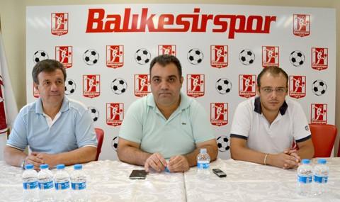 Bal�kesirspor'un Hedefi Avrupa Kupalar�