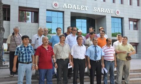 Okul M�d�rleri Atamas� Yarg�ya Ta��nd�