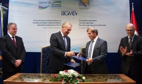 GMKA Saray Bosna �le ��birli�ine Gidiyor