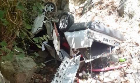 Kanyondaki Kazada Yaralanan �ift A��klama Yapt�
