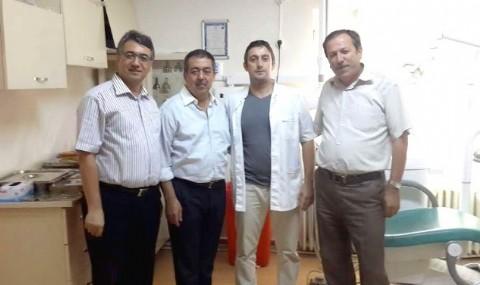 Ayd�nl�o�lu Havran Devlet Hastanesi�ni Ziyaret Etti