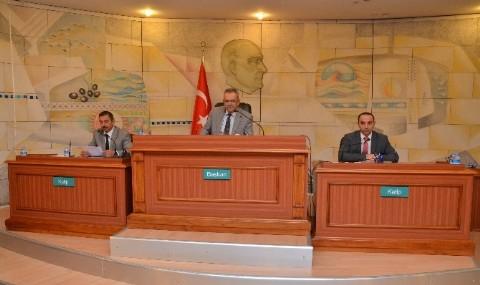 Bal�kesir B�y�k�ehir Belediye Meclisi Topland�