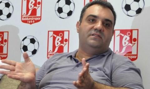Galatasaray Ma�� �ncesi Balkes�te Hocaya Tam G�ven
