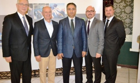 'Multinet Anadolu Bulu�malar�' Ayval�k�ta Start Ald�