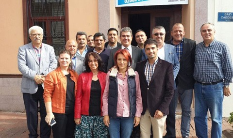 CHP Eski�ehir Milletvekili S�hely Batum Edremit'te