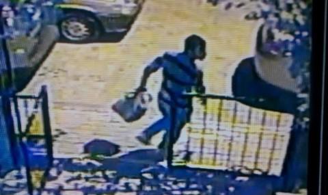 Apartmandan Ayakkab� �alarken Kameralara Yakalanan Zanl� Tutukland�