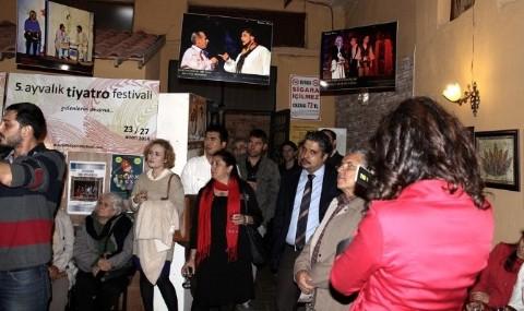 Ayval�k 3. Uluslararas� Film Festivali Ba�lad�