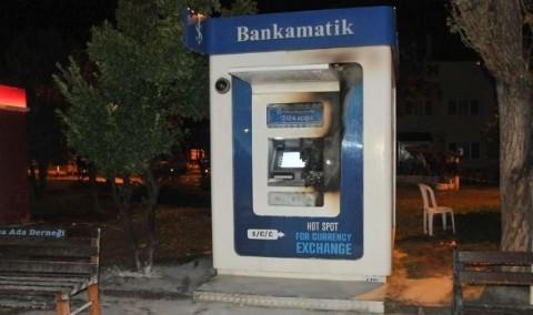 Ayval�k�ta ATM Yang�n�