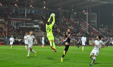 Bal�kesirspor:0 - Bursaspor:5