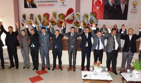 G�me� AK Parti�de Arslan G�ven Tazeledi
