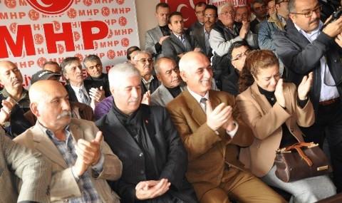 Ba�kan At�c�, B�y�k�ehir Belediyesini Ele�tirdi