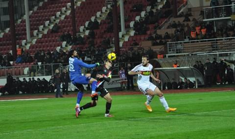 Bal�kesirspor:1 - Sivasspor:3